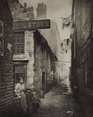Old Vennel off High Street