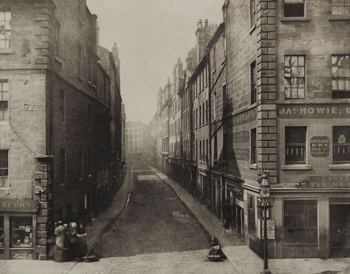 Bell Street from High Street