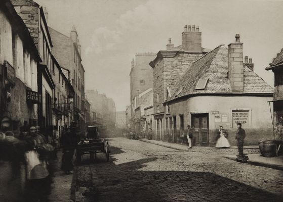 Main Street Gorbals, Looking North
