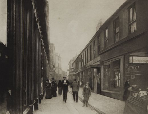 Nelson Street, City