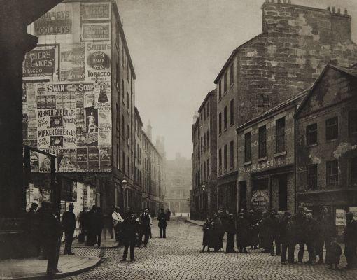 Bridgegate from Corner of Market Street