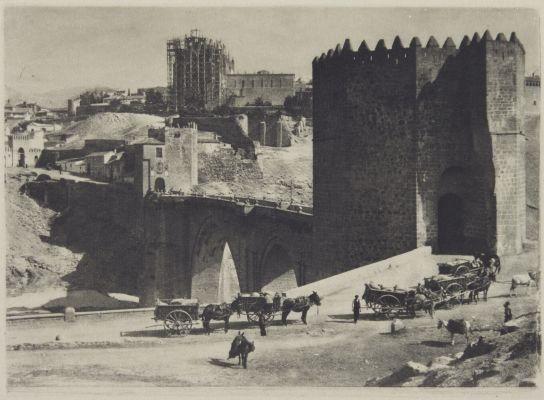 St. Martins Bridge, Toledo