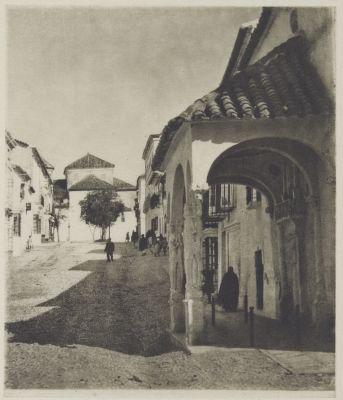 A Shrine, Ronda