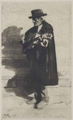 Blind Musician, Grananda