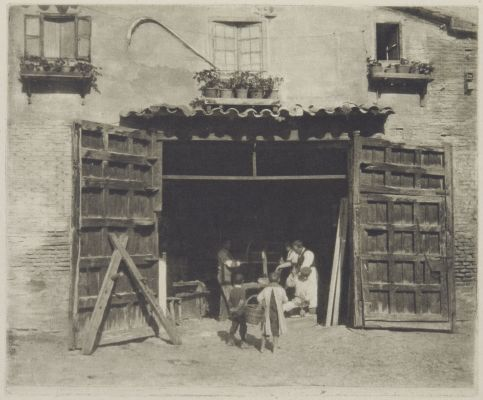Carpenter's Shop, Toledo