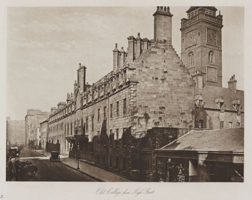 Old College from High Street