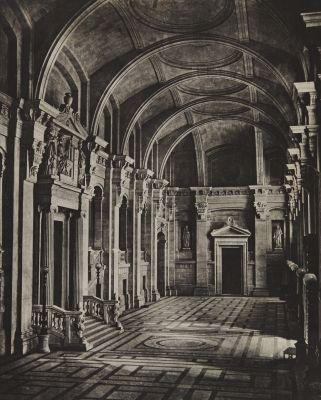 Palais de Justice de Paris ( Salle des Pas perdus )