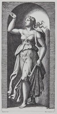 La Foi d'apres Raphael