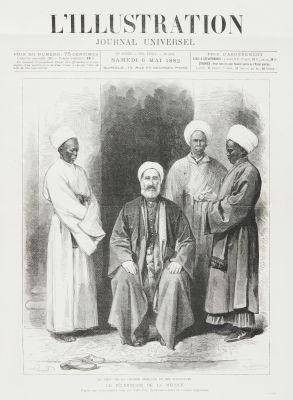 Le Pélerinage de la Mecque; Le Chef de la Grande Mosquée et ses Serviteurs