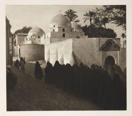 Une Felouque en Amont de Nag-Hamadi