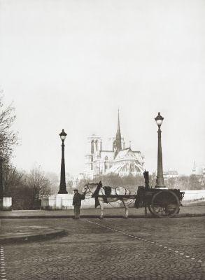 La Goudronneuse, Pont des Tournelles, Paris