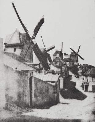 Les Moulins de Montmartre