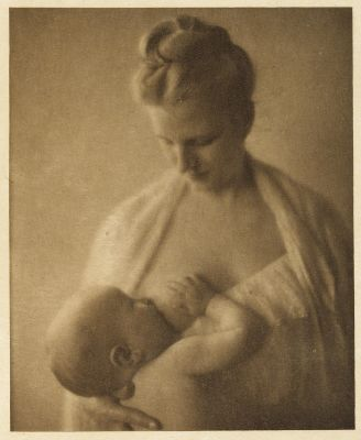 Mother and Child – A Study