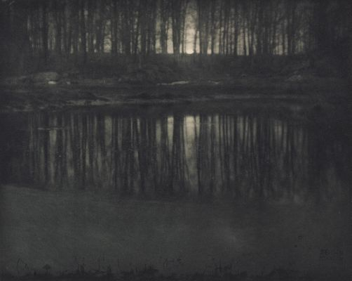 Moonlight: The Pond
