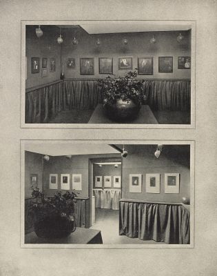 The Little Galleries of the Photo-Secession