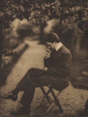 Portrait of Alvin Langdon Coburn