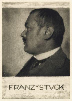 Prof. Franz v. Stuck