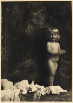 Nude – A Child