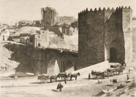 Bridge of St. Martin – Toledo