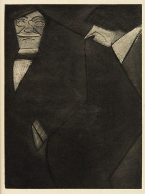 John Marin and Alfred Stieglitz