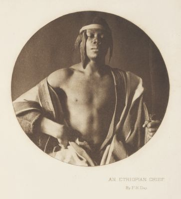 An Ethiopian Chief