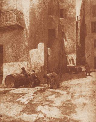 A Street in Mentone
