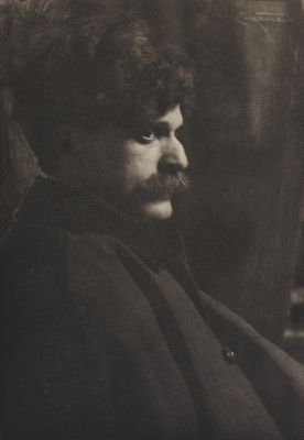 Portrait of Alfred Stieglitz