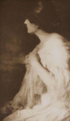 Portrait of Miss M., of Washington