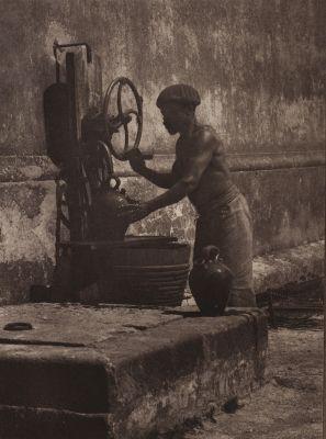 A Water Carrier – Cuba