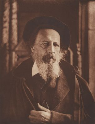 Alfred, Lord Tennyson, 1888