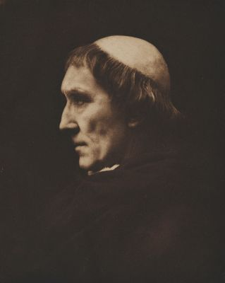 "Henry Irving as ""Becket"""