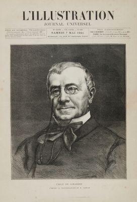 Emile de Girardin d'apres la photographie de M. Carjat