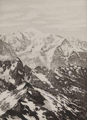 Le Mont Blanc _ 4810m