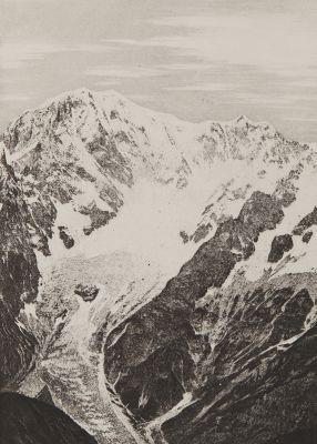 Le Mont Blanc – 4810m