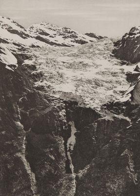 Le Glacier de Gétroz