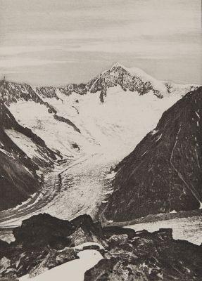 L' Aletschhorn _ 4207m