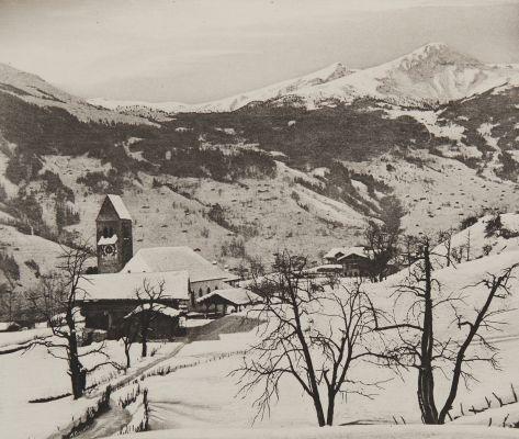 Grindelwald au Mois de Février