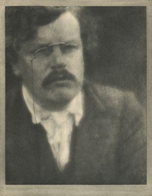 G. K. Chesterton,  Westerham