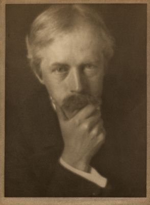 Arthur Symons, St. john's Wood