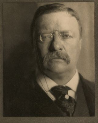 Theodore Roosevelt, The White House