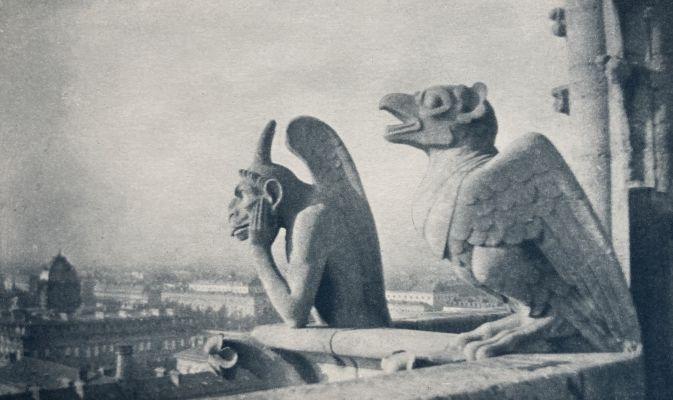 Le Stryge, Notre Dame