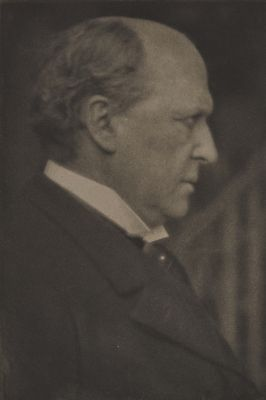 Portrait of Henry James
