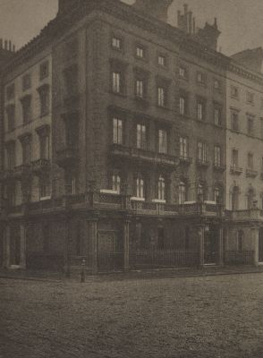 31 Lowndes Square, Mr. Lowell's House while Minister to England