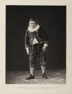 Talbot (Denis Stanislas Montaland, dit)