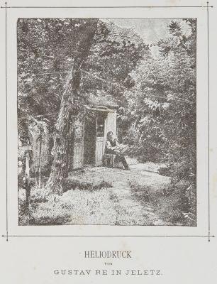 Heliodruck von Gustav Re In Jeletz
