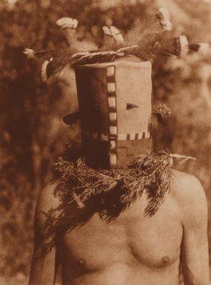Ty'o'oni Shiwanna Mask – Cochiti