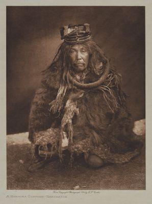 A Hamatsa Costume – Nakaotka