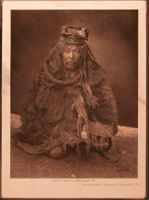 A Hamatsa Costume – Nakoaktok
