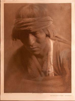 Plate 35 Hastobiga – Navaho Medicine Man