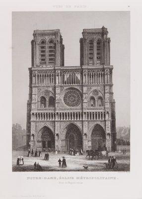 Notre-Dame, Eglise Metropolitaine